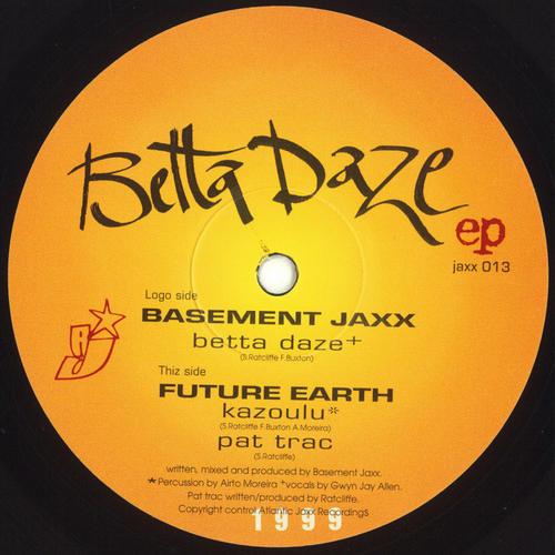 Album Art - Betta Daze EP