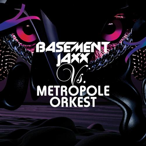 Album Art - Basement Jaxx Vs. Metropole Orkest