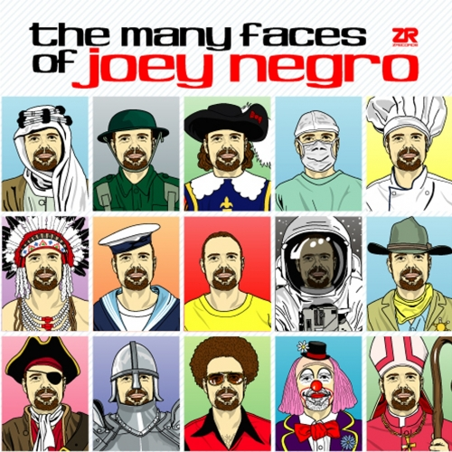 Album Art - The Many Faces Of Joey Negro Vol. 1