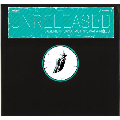 Album Art - Jaxx Unreleased II