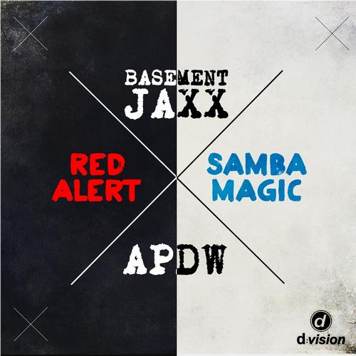 Album Art - Red Alert B/w Samba Magic