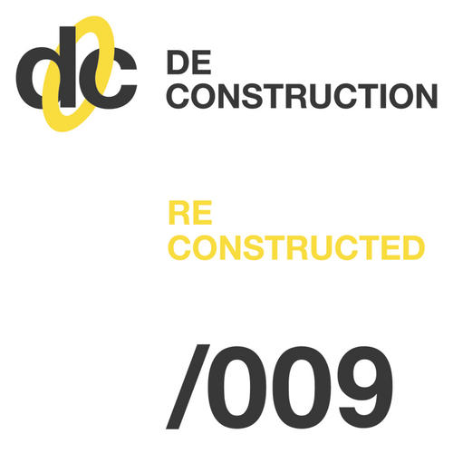 Album Art - Deconstruction Reconstructed 009