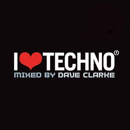 Album Art - I Love Techno 2007