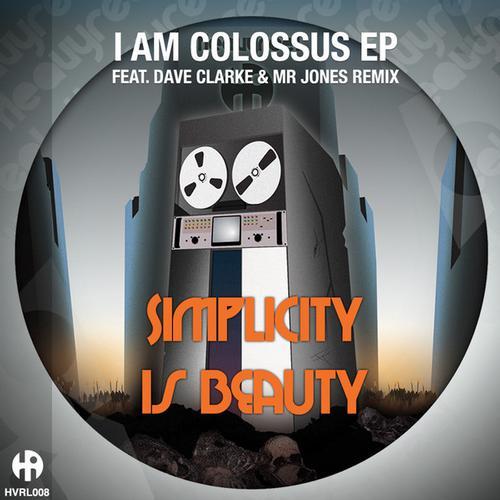 Album Art - I am Colossus EP