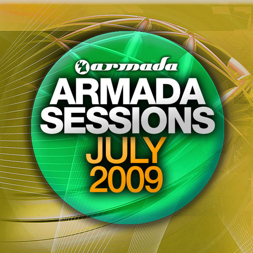 Album Art - Armada Sessions July 2009