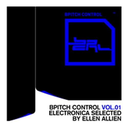 Album Art - Digital Compilation Series Vol.01 (Electronica Selected by Ellen Allien)