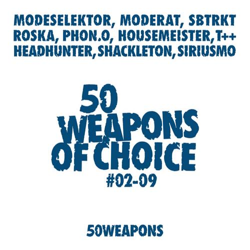 Album Art - 50 Weapons Of Choice # 2-9