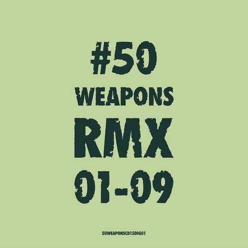 Album Art - 50WEAPONSRMX01-09