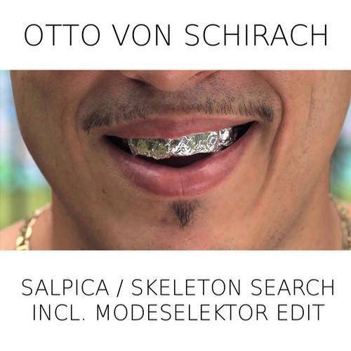 Album Art - Salpica / Skeleton Search (Modeselektor Edit)