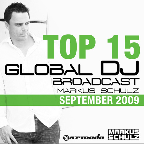 Album Art - Global DJ Broadcast Top 15 - September 2009