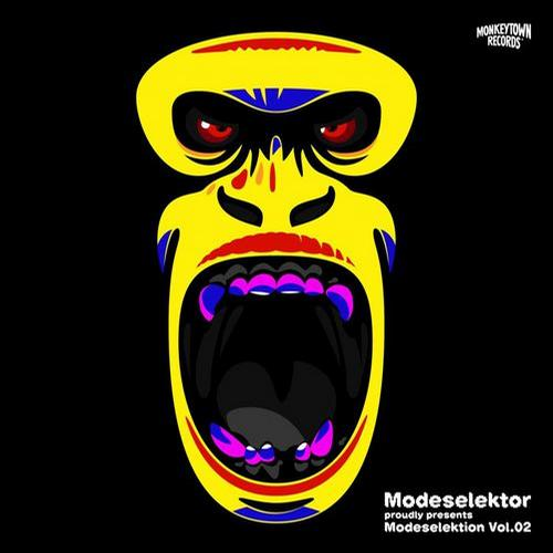 Album Art - Modeselektion Vol. 02