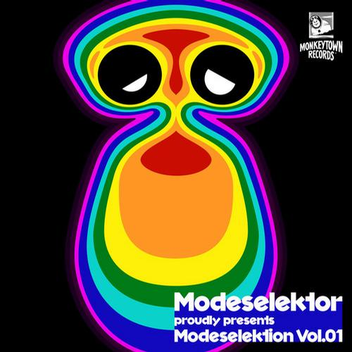 Album Art - Modeselektion Vol.01