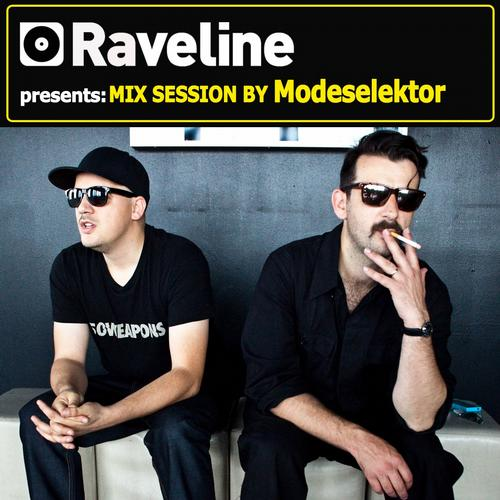 Album Art - Raveline Mix Session By Modeselektor (Mixed By Modeselektor)