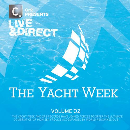 Album Art - The Yacht Week - Volume 02