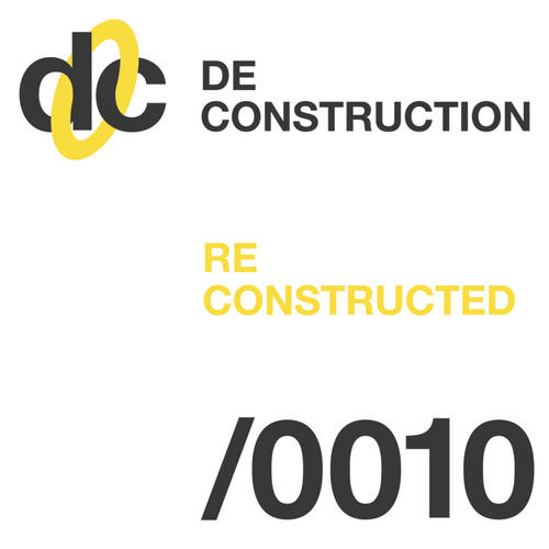 Album Art - Deconstruction Reconstructed 010