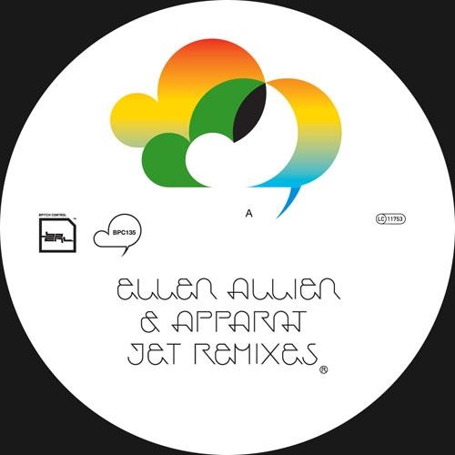 Album Art - Jet Remixes