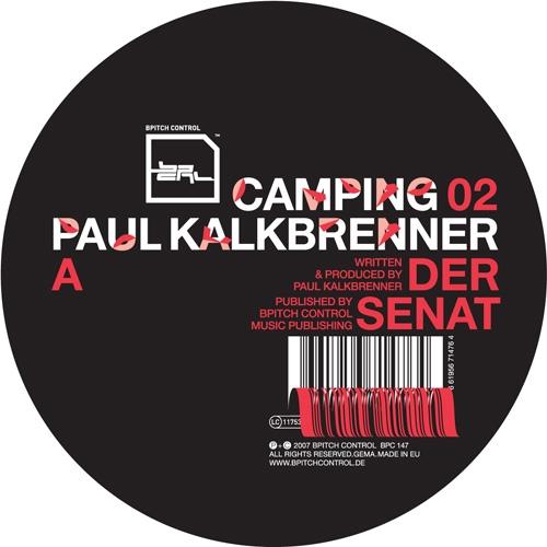 Album Art - Camping Vol. 3 / Vinyl 2