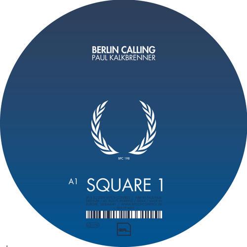 Album Art - Berlin Calling Volume 1
