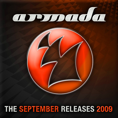 Album Art - Armada - The September Releases 2009