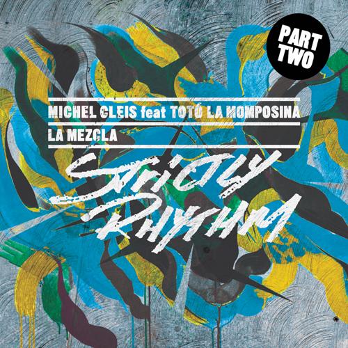 Album Art - La Mezcla - Part 2