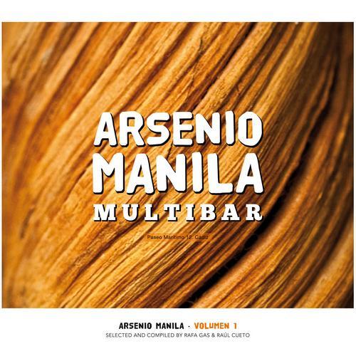 Album Art - Arsenio Manila, Volume I