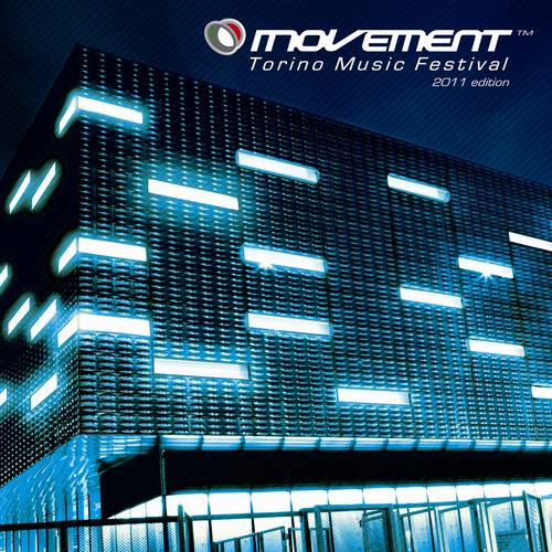 Album Art - Movement - Torino Music Festival - 2011 Edition