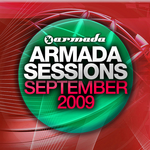 Album Art - Armada Sessions - September 2009