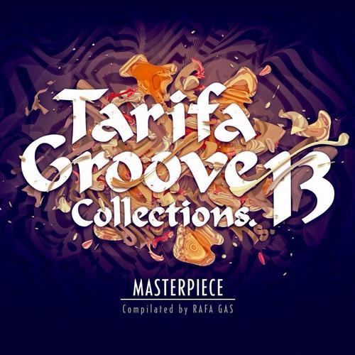 Tarifa Groove Collections 13 - Masterpiece Album Art