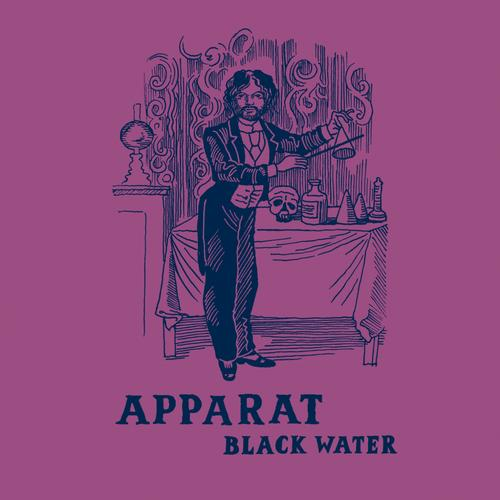 Album Art - Black Water