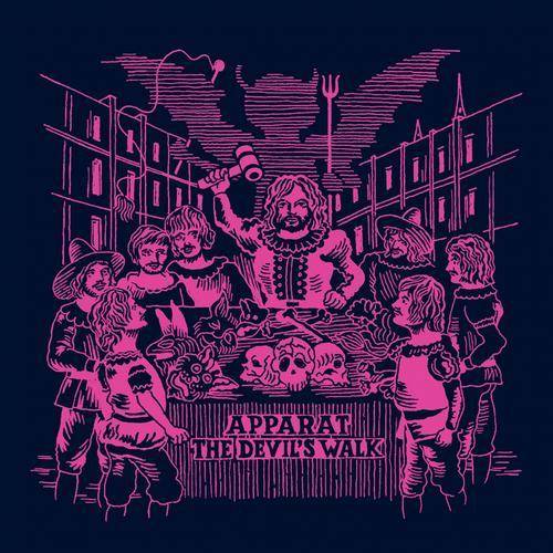 Album Art - The Devil's Walk
