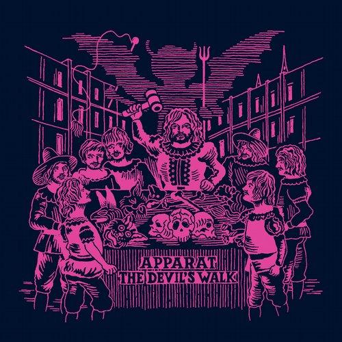 The Devil's Walk Album Art