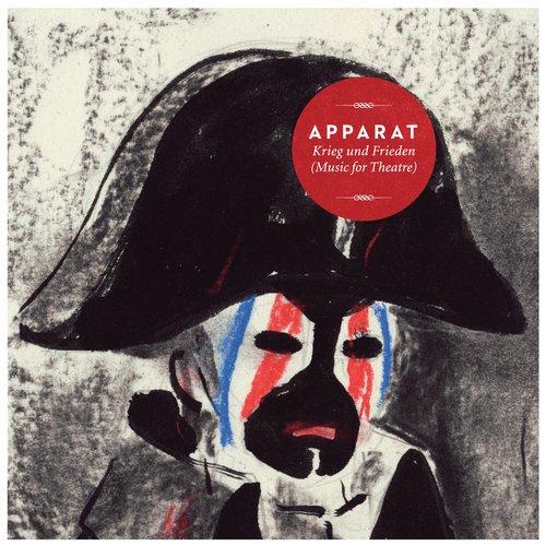 Krieg Und Frieden Album Art