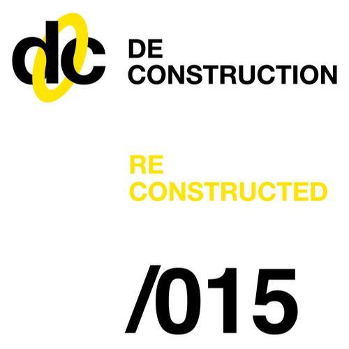 Album Art - Deconstruction Reconstructed 015