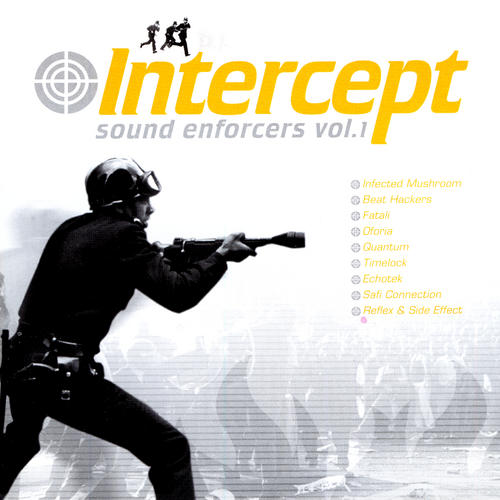 Album Art - Intercept Sound Enforcers Vol. 1