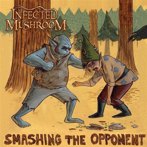 Album Art - Smashing The Opponent