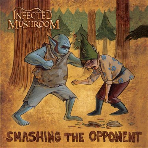 Album Art - Smashing The Opponent Remixes