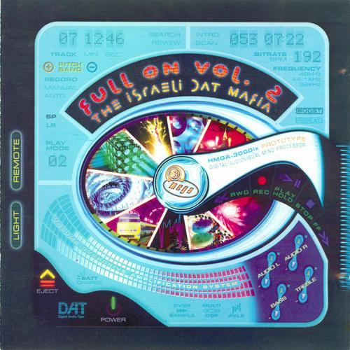 Album Art - Full On Vol. 2 - Israeli DAT Mafia