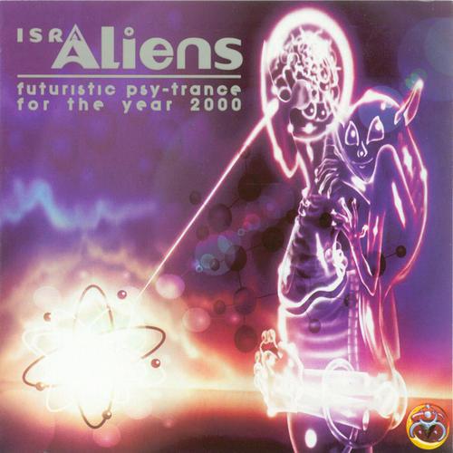 Album Art - Israliens Vol.1 - Futuristic Psy Trance For Y2K