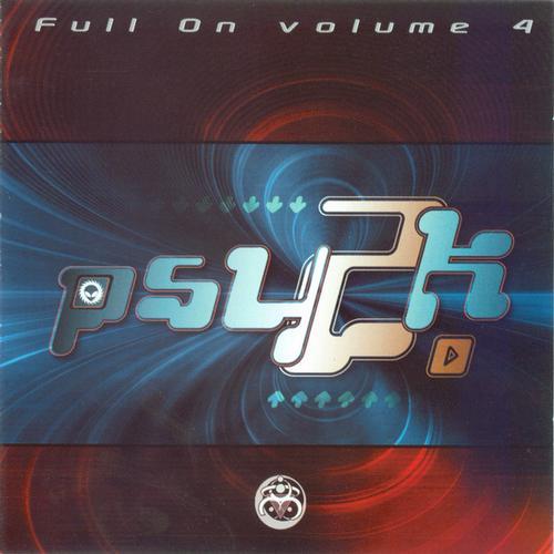 Album Art - Full On Vol.4 - Psy2K