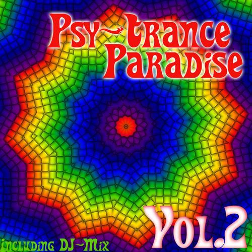 Album Art - Psy-Trance Paradise Volume 2 (Inclusive DJ Mix)