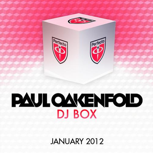 Album Art - DJ Box - January 2012