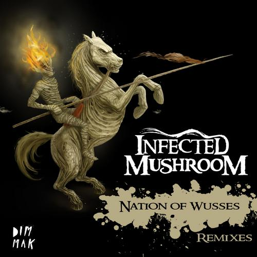 Album Art - Nation of Wusses Remix