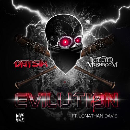 Album Art - Evilution