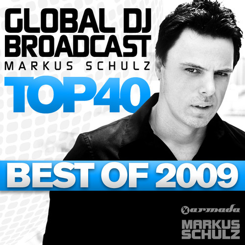 Album Art - Global DJ Broadcast Top 40 - Best Of 2009