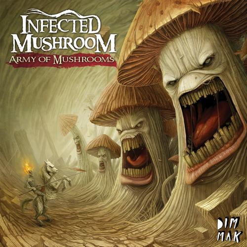 Album Art - Army of Mushrooms