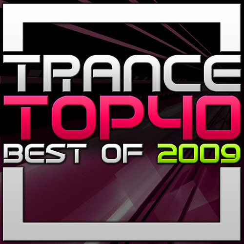 Album Art - Trance Top 40 - Best Of 2009