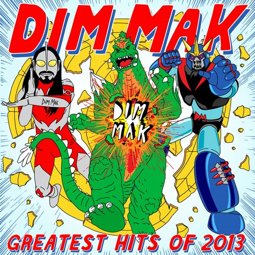 Album Art - Dim Mak Greatest Hits 2013: Originals