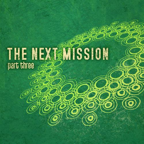 Album Art - The Next Mission: Part Three
