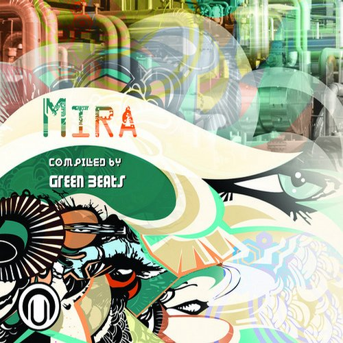 Album Art - Mira - compiled by Green Beats