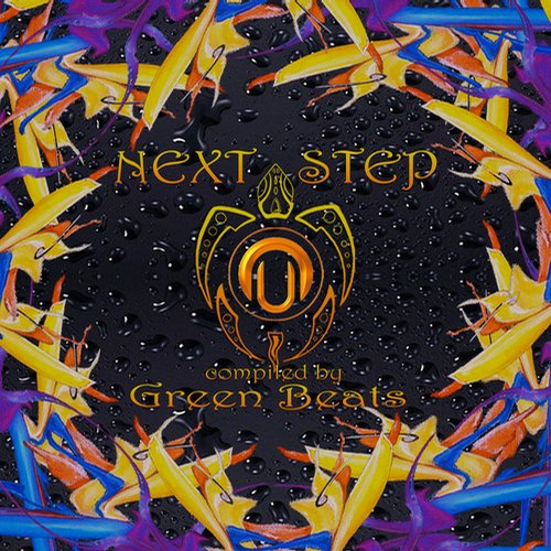 Album Art - Next Step - Compiled by Green Beats